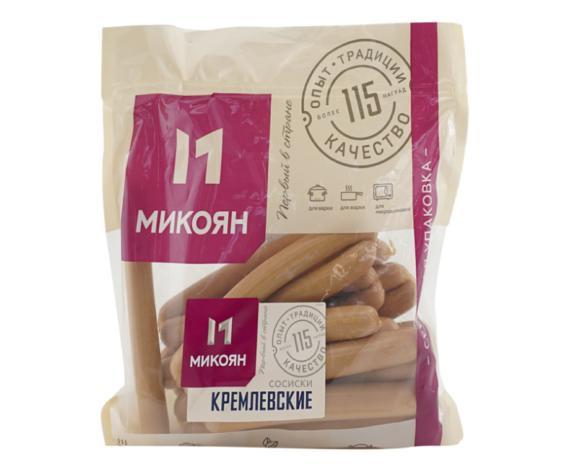 Сосиски Микоян Кремлевские ~ 1 кг