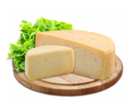 """Сыр твердый """"Сливочный"""" фермерский"""