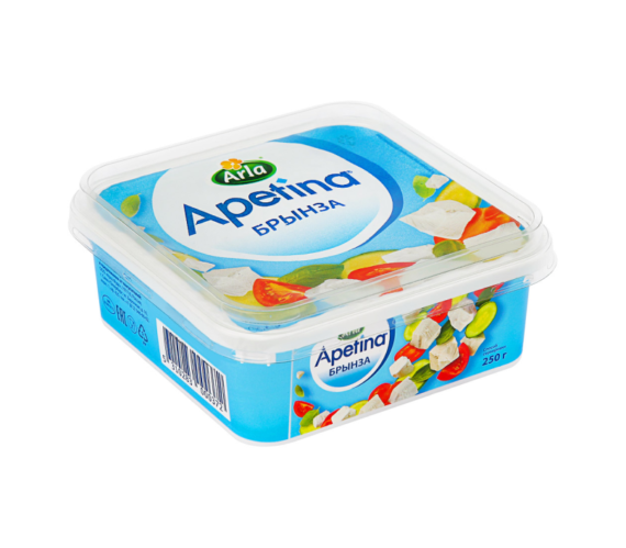 "Сыр брынза  ""Apetina"" Arla, 250 г"