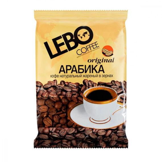 Кофе Lebo Original в зернах 100гр.