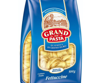 Макароны Grand Di Pasta гнезда феттучине, 500гр.