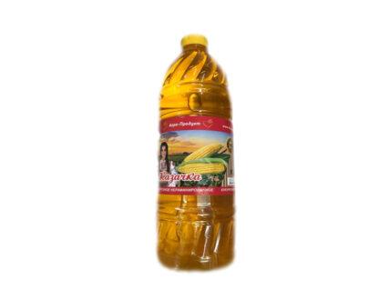 Масло кукурузное нерафинированное «Казачка», 1 л. пэт