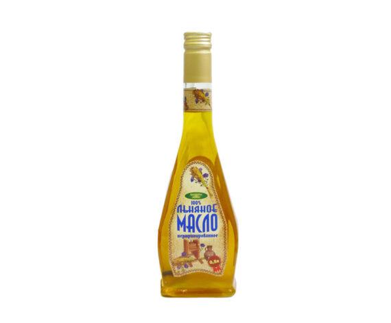 Масло Льняное «Ароматы жизни» нераф. 500мл