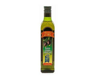 Масло оливковое Maestro de Oliva E.V 500мл.