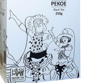 Чай черный Tarlton Pekoe, картон, 250гр.