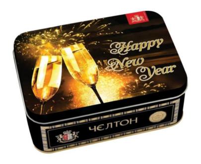 Чай CHELTON Шампанское 50 гр. ж.б.