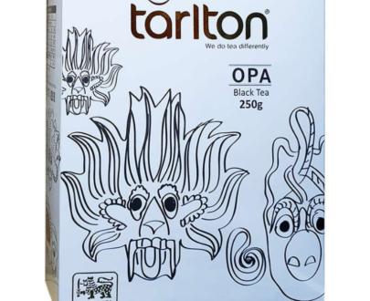Чай черный Tarlton ОРА, 250гр. картон