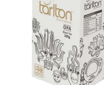 Чай черный Tarlton OPA, 100гр.