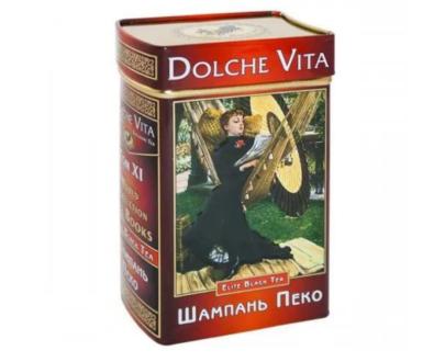Чай «Дольче Вита» Шампань Пеко 100 гр.