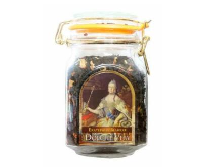 Чай «Дольче Вита» Екатерина Великая 150 гр.