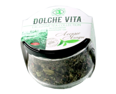 Чай «Дольче Вита» Лесные ягоды, 50 гр.
