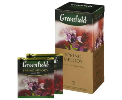 Чай черный Greenfield Spring melody 25пак